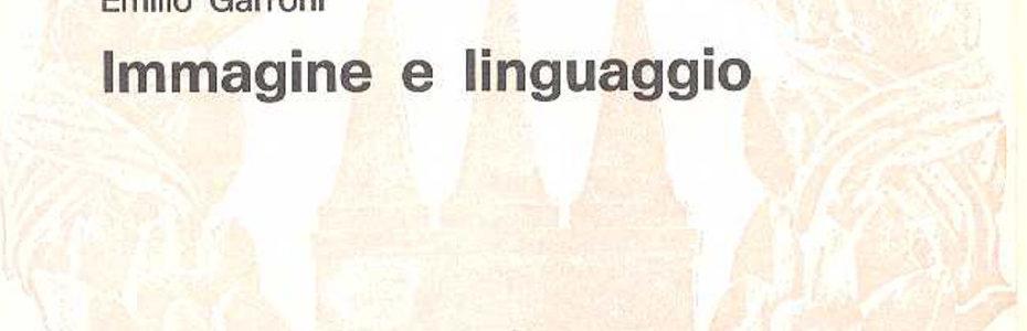 Immagine e linguaggio di Emilio Garroni