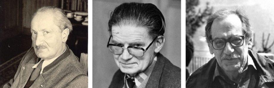 Technique et Langage: Leroi-Gourhan, Heidegger, Garroni