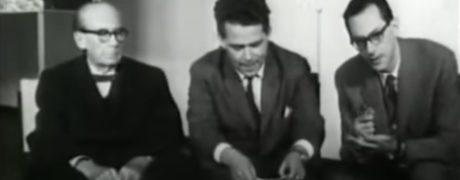 Video Emilio Garroni intervista Walter Gropius
