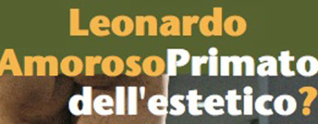 Leonardo Amoroso - Primato dell'estetico?