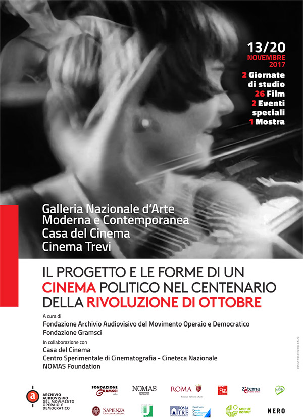 Il progetto e le forme di un cinema politico